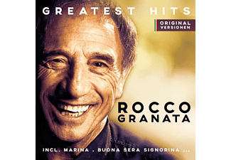 Rocco Granata - Greatest Hits  - (CD)