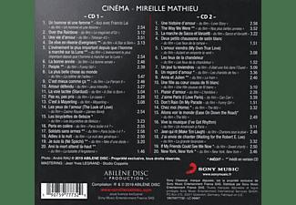 Mireille Mathieu - CINEMA  - (CD)