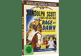 Rage at Dawn-Die vier Gesetzlosen-Mediabook 19 DVD