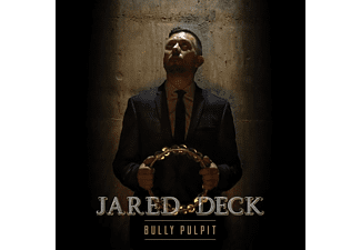 Jared Deck - BULLY PULPIT  - (CD)