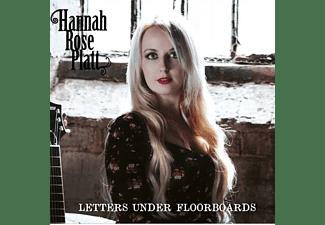 Hannah Rose-platt - LETTERS UNDER FLOORBOARDS  - (CD)