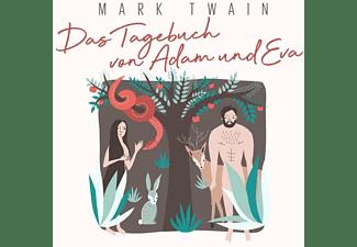 TWAIN, MARK - EFTEKHARI, OMID PAUL - Das Tagebuch von Adam und Eva  - (CD)