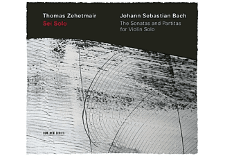 Thomas Zehetmair - Sei Solo  - (CD)