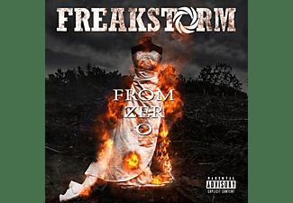Freakstorm - From Zero EP  - (CD)
