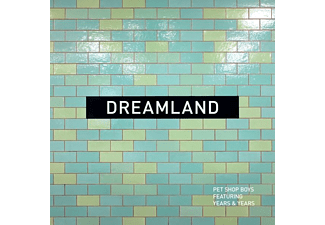Pet Shop Boys - Dreamland  - (CD)