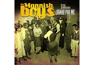 The Mannish Boys - Shake For Me  - (CD)