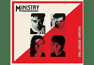 Ministry - Chicago/Detroit 1982  - (CD)