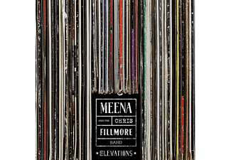 Meena Cryle, Chris Fillmore Band - ELEVATIONS  - (CD)