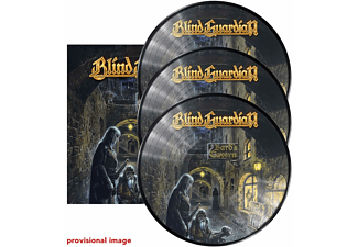 Blind Guardian - LIVE -PD/LTD/GATEFOLD-  - (Vinyl)