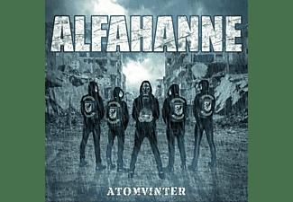 Alfahanne - ATOMVINTER  - (CD)