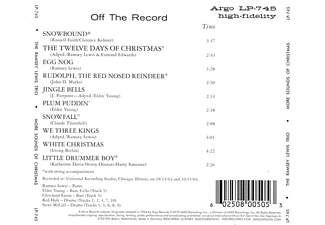 Ramsey Lewis Trio - More Sounds Of Christmas  - (CD)