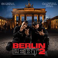 Samra, Capital Bra - Berlin lebt 2 [CD]