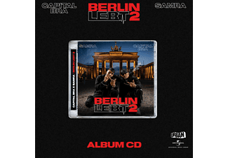 Samra, Capital Bra - Berlin lebt 2  - (CD)
