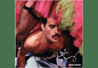 Freddie Mercury - Never Boring  - (Vinyl)