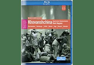 VARIOUS, Bayerisches Staatsorchester - Khovanshchina  - (Blu-ray)
