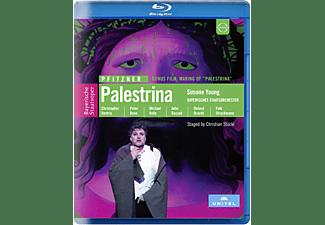 Christopher Ventris, Peter Rose, Michael Volle, John Daszak, Roland Bracht, Falk Struckmann, Christiane Karg, Bayerisches Staatsorchester - Palestrina  - (Blu-ray)