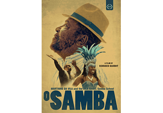 VARIOUS - O Samba-A Documentary  - (DVD)
