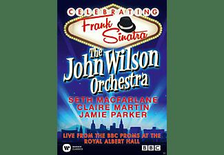 Seth Macfarlane, Jamie Parker, Claire Martin, John Wilson Orchestra - Celebrating Frank Sinatra  - (DVD)