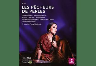 DAMRAU/NOSEDA/MOO - Les Pecheurs De Perles (Die Perlenfischer)  - (Blu-ray)