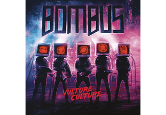 Bombus - Vulture Culture  - (LP + Bonus-CD)