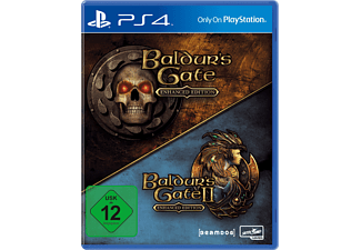 Planescape: Torment & Icewind Dale Enhanced Edition - [PlayStation 4]
