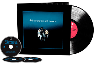 The Doors - The Soft Parade (50th Anniversary Deluxe Edition)  - (LP + Bonus-CD)