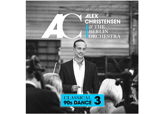 Alex Christensen, The Berlin Orchestra - Classical 90s Dance 3  - (Vinyl)