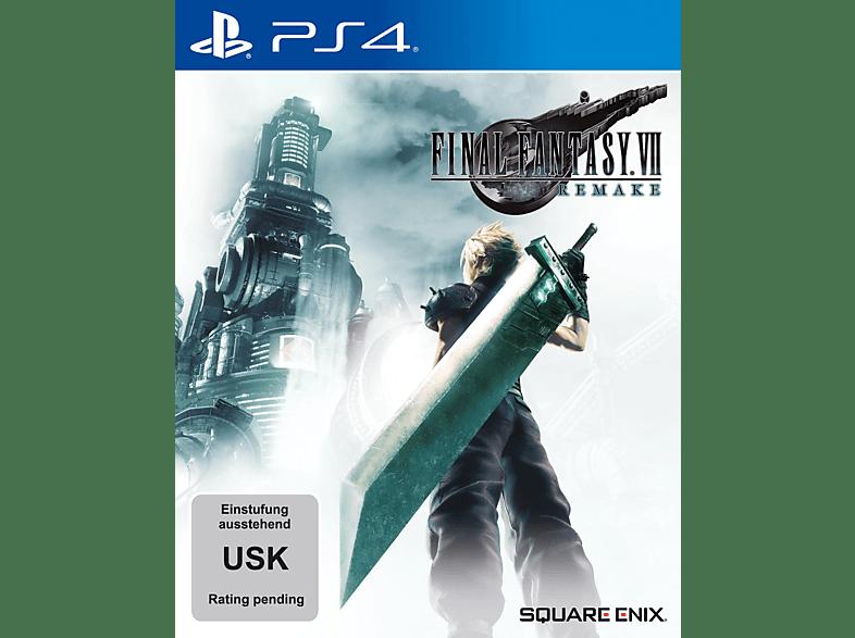 Final Fantasy VII - HD Remake [PlayStation 4]
