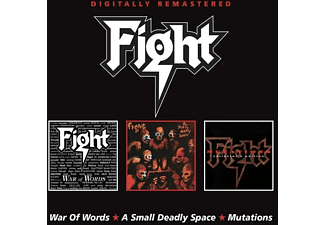 The Fight - WAR OF WORDS / A SMALL..  - (CD)