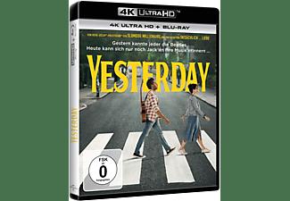 Yesterday 4K Ultra HD Blu-ray
