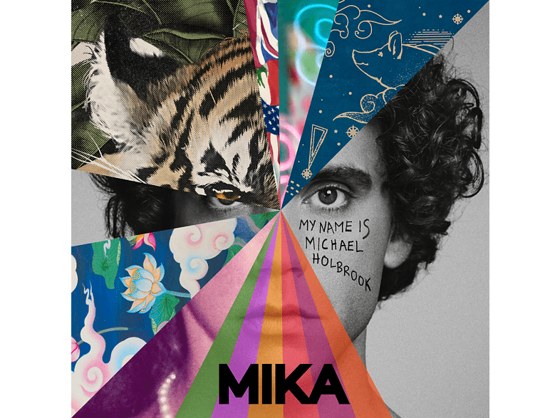 Mika - My Name Is Michael Holbrook [CD]