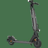 TREKSTOR EG 6078 E-Scooter (8 Zoll, Grau/Schwarz)
