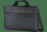 HAMA Tayrona Notebooktasche Umhängetasche für Universal Polyester, Polyurethan, Dunkelgrau