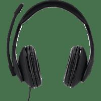 HAMA HS-USB300 Headset Schwarz