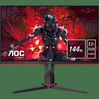 AOC 27G2U/BK 27 Zoll Full-HD Gaming Monitor (1 ms Reaktionszeit, FreeSync, 144 Hz)
