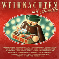 VARIOUS - Weihnachten mit Familie [CD]