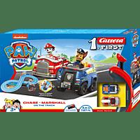CARRERA (TOYS) First PAW PATROL - On the Track Spielzeugauto, Mehrfarbig
