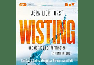 Jorn Lier Horst - WISTING UND DER TAG DER VERMISSTEN (COLD CASES 1)  - (MP3-CD)