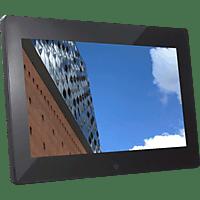 BRAUN PHOTOTECHNIK DigiFrame 1093 Digitaler Bilderrahmen, 126,65 cm, 1.280 x 800 Pixel, Schwarz