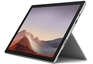 "Convertible 2 en 1 - Microsoft Surface Pro 7, 12.3"", Intel® Core™ i5-1035G4, 8 GB, 256 GB, W10, Plata"