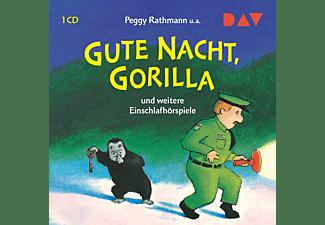 Rathmann,Peggy,  Reider,Katja,  Straßer,Susanne - GUTE NACHT GORILLA!  - (CD)
