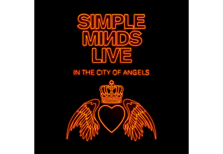 Simple Minds - LIVE IN THE CITY.. -LIVE-  - (CD)