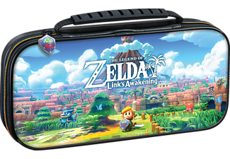 BIGBEN Pochette de transport de Switch Deluxe officielle Zelda Awakening (NNS47)