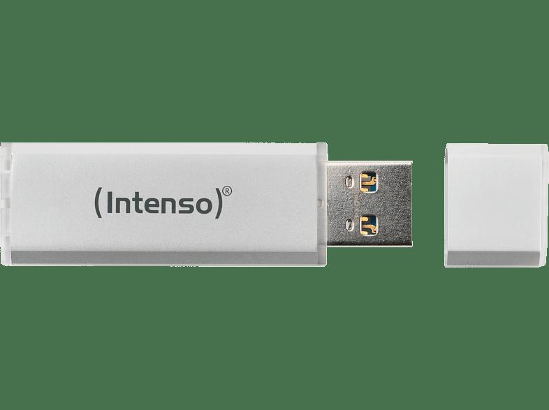 INTENSO Ultra Line USB-Stick, 128 GB, 35 MB s, Silber