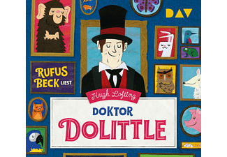 Hugh Lofting - DOKTOR DOLITTLE  - (CD)