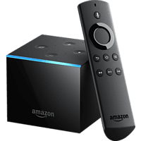 AMAZON Fire TV Cube Hands-free 4K Ultra HD Streaming-Mediaplayer