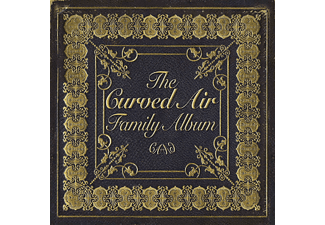 Curved Air - The Curved Air Family Album  - (CD)