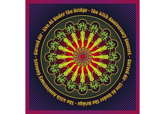 Curved Air - Live At Under The Bridge-The 45th Anniv.Concert  - (CD)
