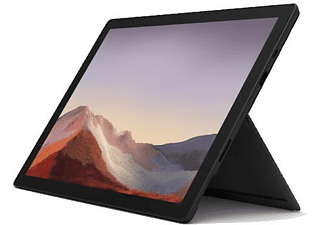 "Convertible 2 en 1 - Microsoft Surface Pro 7, 12.3"", Intel® Core™ i7-1065G7, 16 GB, 256 GB SSD, W10, Negro"