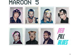 Maroon 5 - Red Pill Blues (Deluxe)  - (CD)